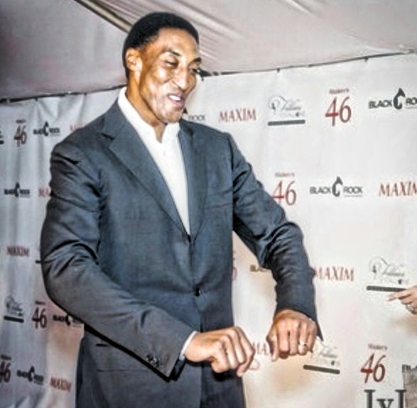 Scottie Pippen Knocked A Man Out During A Fight In Malibu