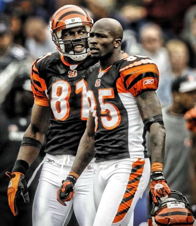 Terrell Owens Visits Chad Johnson In Jail