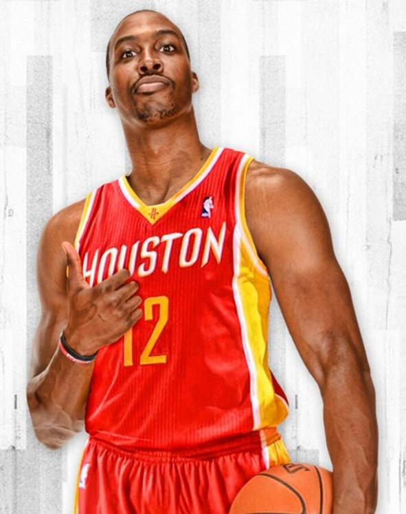 Dwight Howard Chooses The Houston Rockets