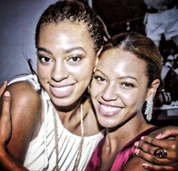 Beyonce And Solange Skip Their Dad's Wedding