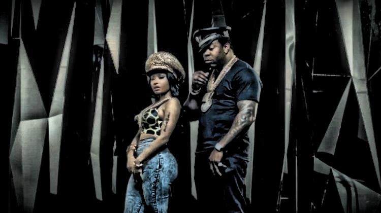 Busta Rhymes Ft. Nicki Minaj 'Twerk It' [Video]