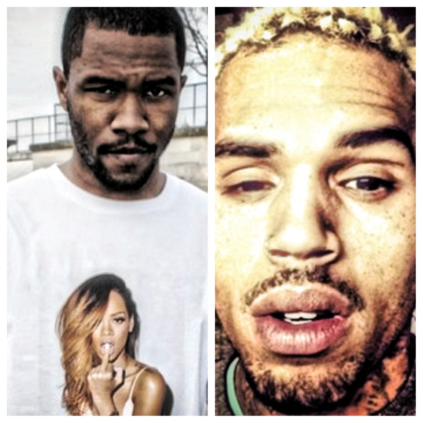Frank Ocean Disses Chris Brown