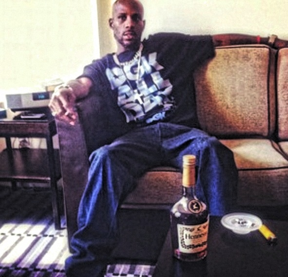 DMX Rep Says Reports Of DUI Arrest Are False