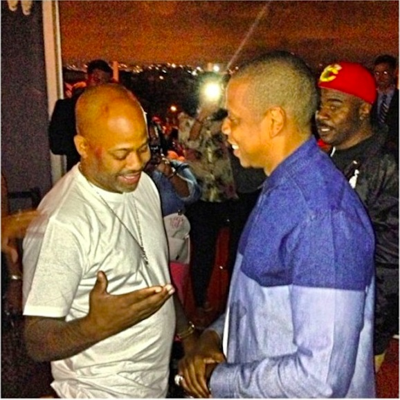 Return Of The ROC: Jay Z And Dame Dash Reunite