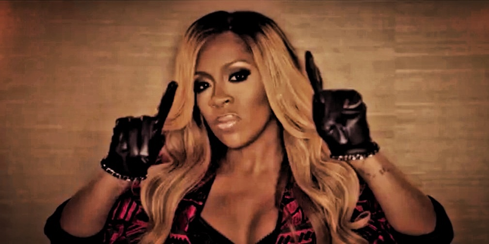New Video: K. Michelle - The Right One