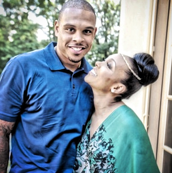 Monica and Shannon Brown Welcome Baby Laiyah