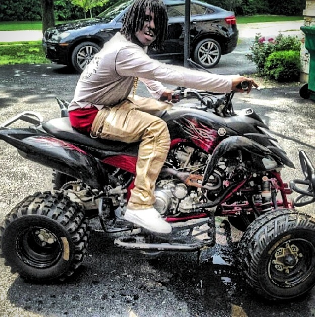 Chief Keef Goes Back To Jail