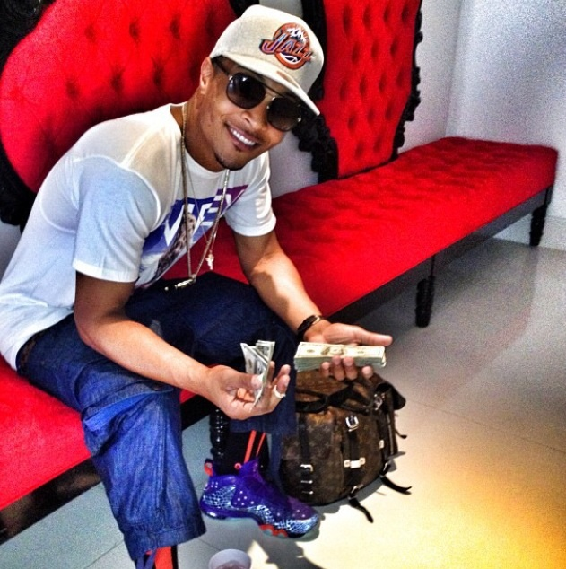 T.I. Signs With Columbia Records