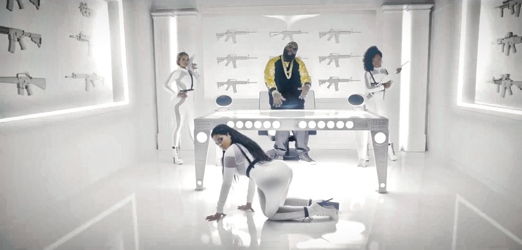 New Video: Rick Ross - No Games feat. Future