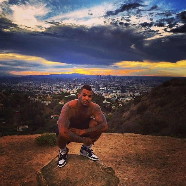 The Game And LA Gang Leaders Pay For Boy's Funeral
