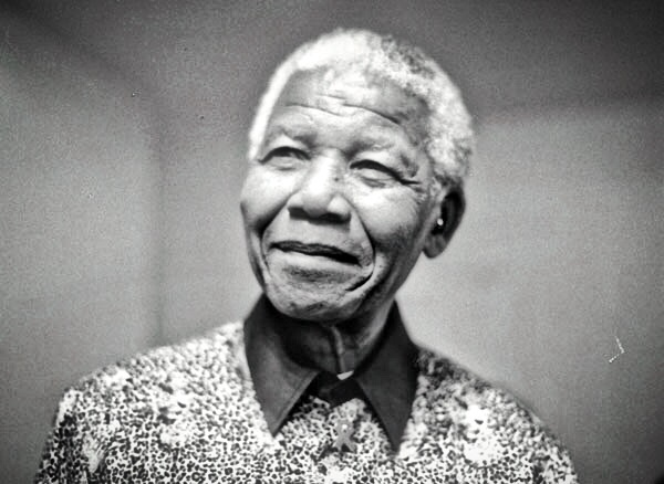 Former South African President Nelson Mandela Dead At 95