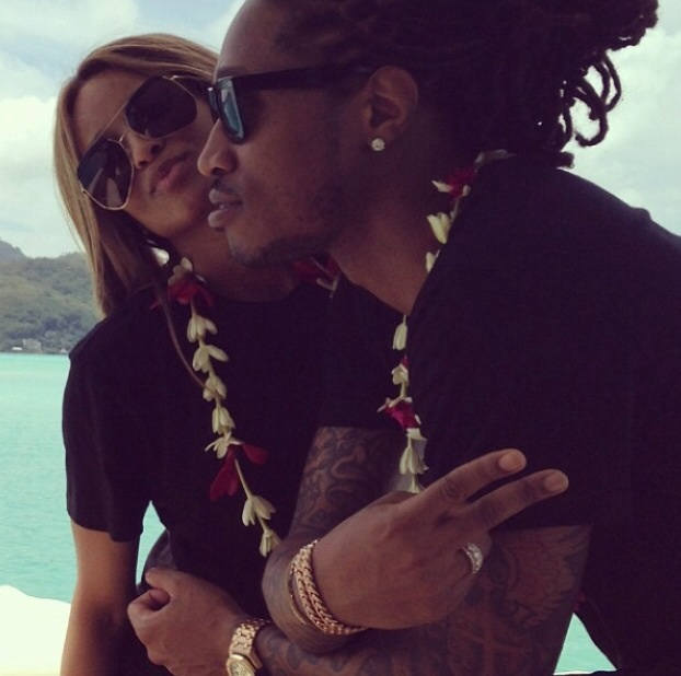 Ciara And Future Welcome Baby Boy - Gossip Grind