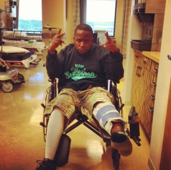 Big Boi Injured On Tour