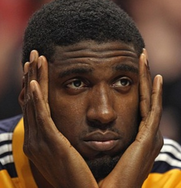 Roy Hibbert,Indiana Pacers,Says 'No Homo' Fined $75,000