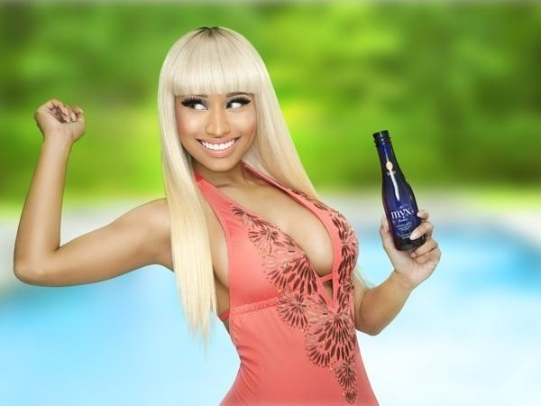 Nicki Minaj Partners With Myx Fusions To Create New Moscato Wine
